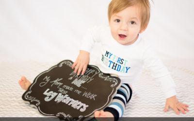 Bryson Birthday Shoot – Haverhill Studio
