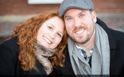 Engagement Photos – Newburyport